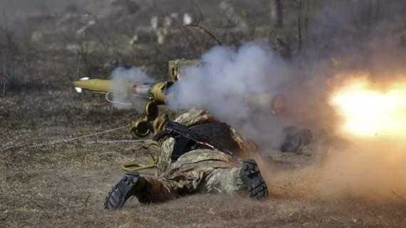 Стало известно о крупных потерях сил АТО на Донбассе