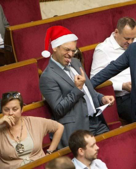 """Парламент """"воюючої країни"""" проголосував за додаткові різдвяні канікули"""