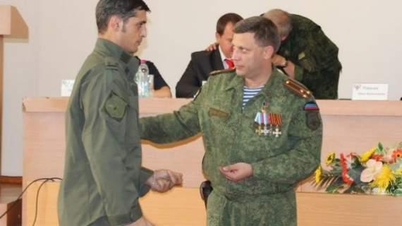 Захарченко пригрозил «Гиви» отправкой к Мотороле