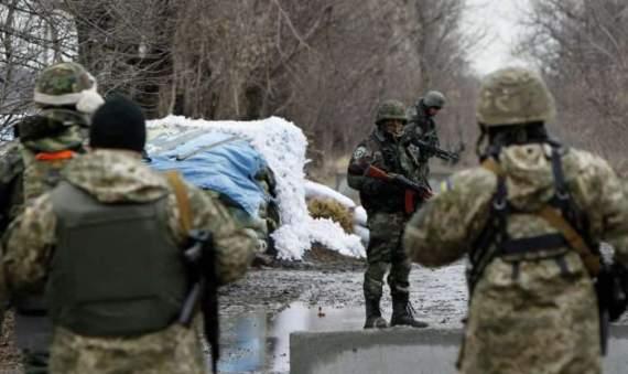 Україна оцінила 42 полонених АТО-шники у 228 сепаратистів