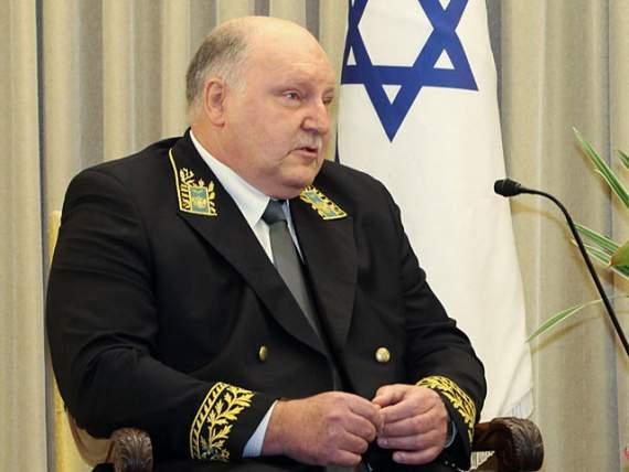 В Израиле до полусмерти напился чрезвычайный и полномочный посол РФ. Пытаются откачать…