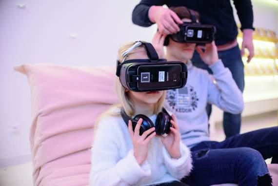 SLASH Communications устроило для СМИ погружение в виртуальную реальность