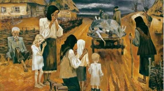СЛАБОНЕРВНЫМ НЕ СМОТРЕТЬ – Часть Этих Картин Была Написана Еще В СССР, Тайно