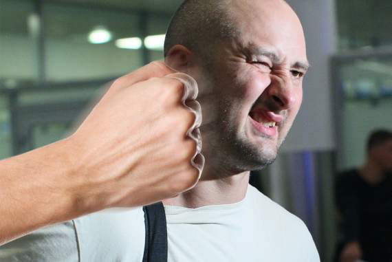 Любители видеоигр смогут набить морду Аркадию Бабченко