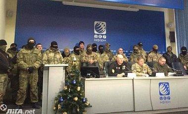 Ветераны АТО объявили начало блокады ОРДЛО