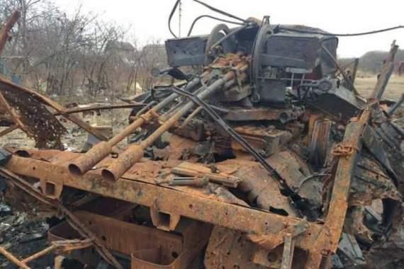 Бойцы ВСУ отбили Светлодарскую дугу