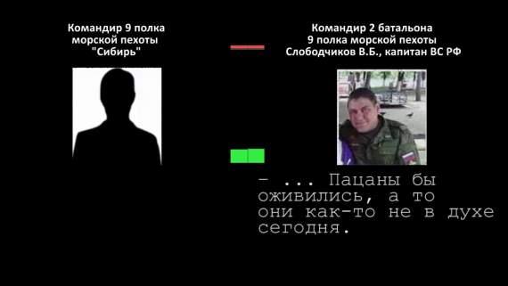Перехват переговоров боевиков ДНР