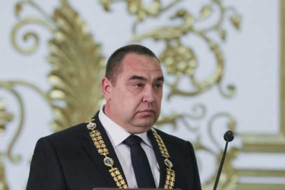 Сводка ИС: главарь «ЛНР» Плотницкий испугался «подготовки к перевороту» со стороны «главы МВД ЛНР»