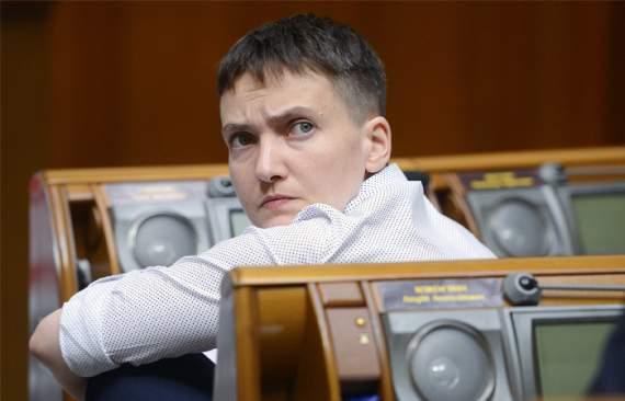 Савченко действительно нарушила Закон «О государственной тайне»