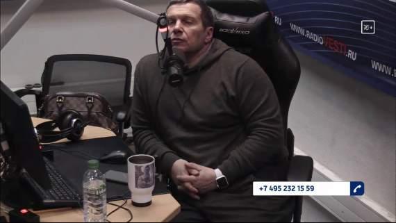 Соловьев: В 2005-м Порошенко хотел выкрасть Путина, но Обама его отговорил /Видео/