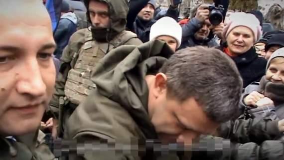 Заложники Новороссии
