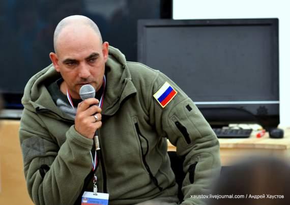 Стешин пообещал много крови на Донбассе