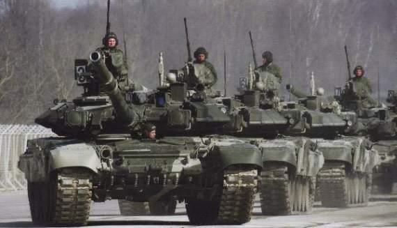 Росія готує до перекидання на Донбас 10-тисячну дивізію – Міноборони