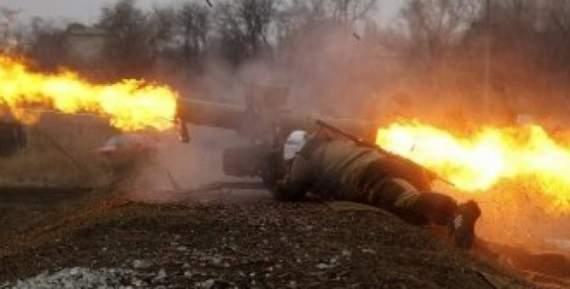 Черговий обстріл Авдіївки: терористи випустили 80 ракет із «Градів»