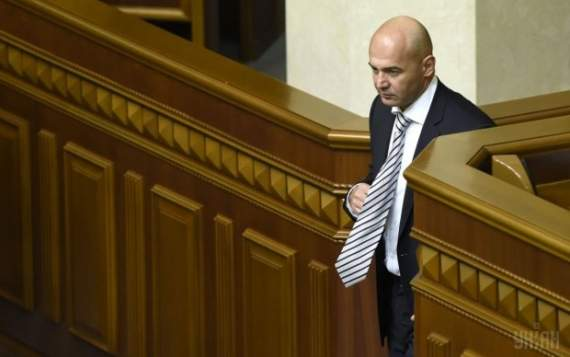 В БПП подтвердили отравление депутата Кононенко ртутью