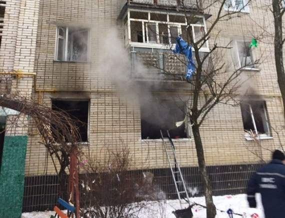В Сумах снова прогремел взрыв в жилом доме: есть пострадавшие (фото)