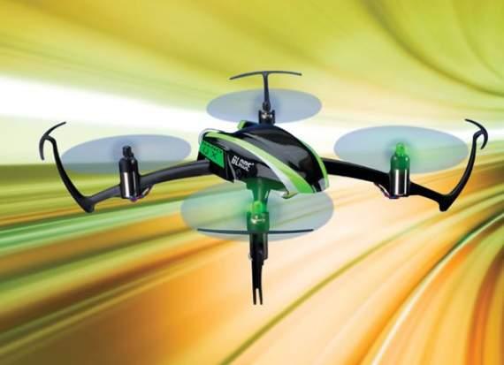 Комнатные дроны Blade от Розетки станут интересным подарком ребенку