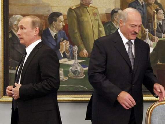 Белоруссия под угрозой оккупации