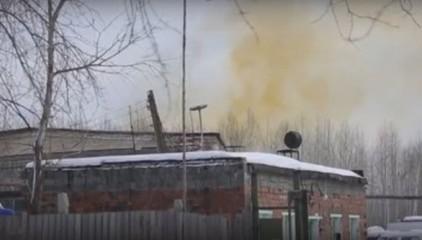 В Сибири взорвался завод по производству тротила