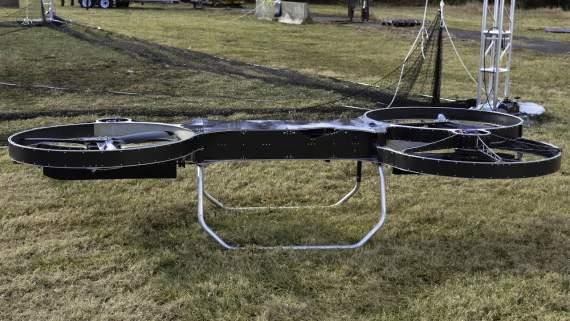 Армия США опробовала прототип ховербайка, летающего мотоцикла