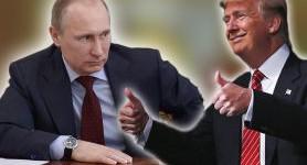 Американские ведущие во время одной из программ тролят Путина