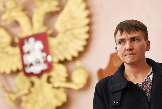 """У правоохоронців є відео з Савченко, яке """"шокує все суспільство"""""""