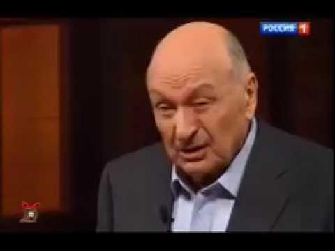 Скандал: шутка Жванецкого о продаже территории РФ для перехода с боярышника на водку взбесила россиян (видео)