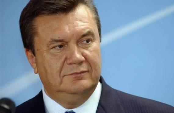 Янукович дав інтерв'ю для німецького видання Der Spiegel