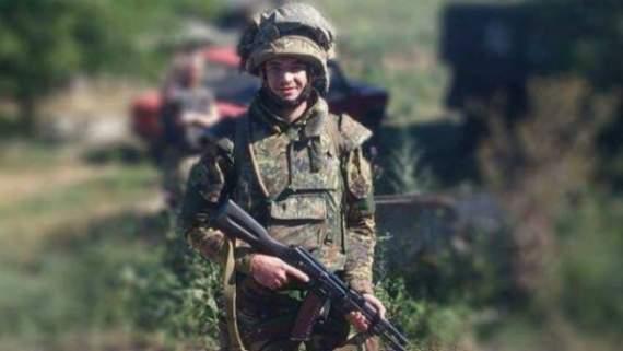Ушел смертью храбрых: во время боевого задания погиб командир