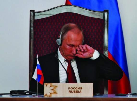 Как Путин пытается уйти из Крыма, — Боровой