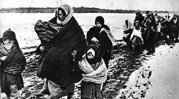 Знай свою историю, кавказец: 73 года назад русские оккупанты депортировали чеченцев и ингушей