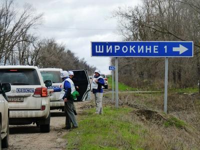 """Список желающих """"русского мира"""" в Широкино, сделаем их популярными"""