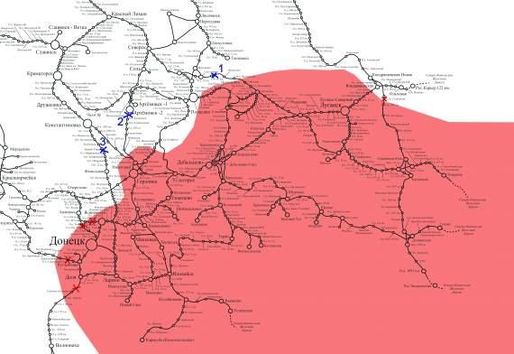 Блокада окупованих територій – де і як…