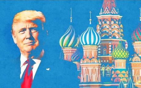 Трамп заявил, что Россия была против него на выборах
