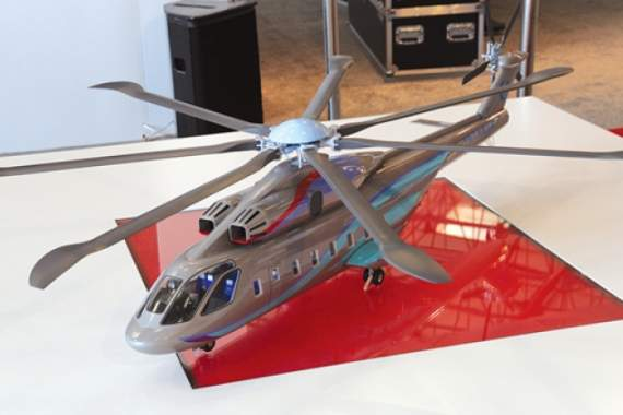 Украина договорилась с Россией о создании вертолетов AHL