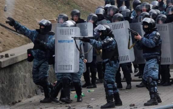 14 «Беркутівців» уже отримали громадянство Росії