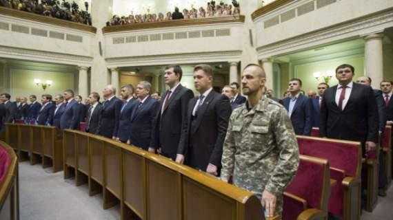 Парубий и депутаты ВР просят парламенты мира усилить давление на Кремль в связи с ситуацией в Авдеевке(обращение)