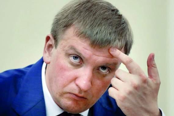 Петренко выдал еще один секрет Януковича