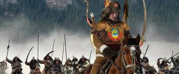 Кровавая история Кремлевской орды