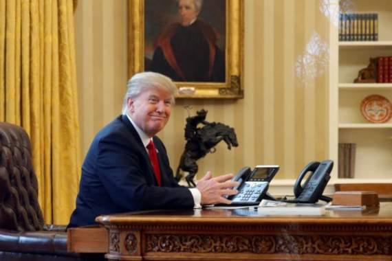 Трамп, тыжабищал! Москва истерит на новые санкции США и готовится морозить уши
