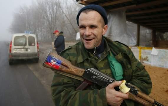 Боевики на Донбассе ограбили дома местных жителей