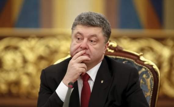 Порошенко в эфире ляпнул фамилии кремлевских агентов