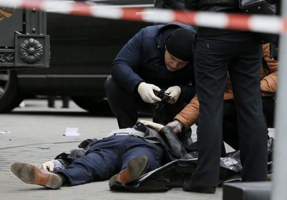 Стало известно имя убийцы Вороненкова