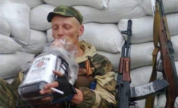 """Пьяные разборки боевиков """"ДНР"""" закончились сожжением"""