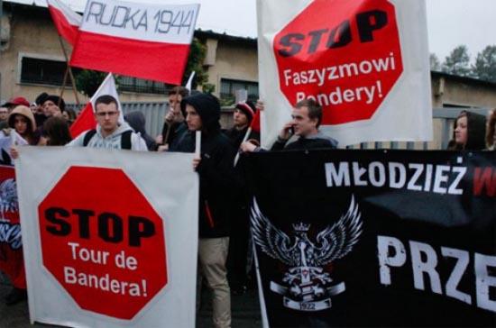 Антиукраїнські акції в Польщі влаштовував білорус на замовлення Затуліна, — ЗМІ