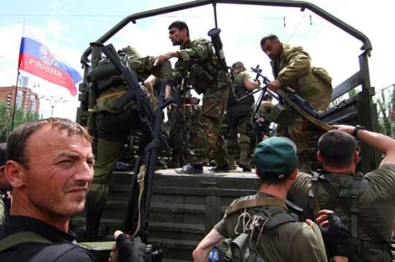 Как боевики у жителей оккупированной территории жилье отжимали