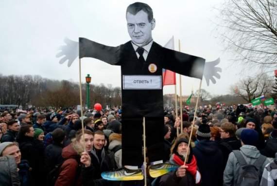 Можливі сценарії для України після антикорупційних мітингів