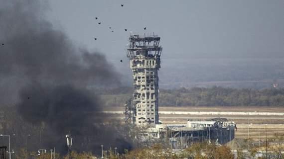 Кто там разрушает инфраструктуру Донбасса?