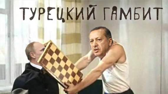Между РФ и Турцией начинается 'война': Эрдоган наносит экономический удар по РФ