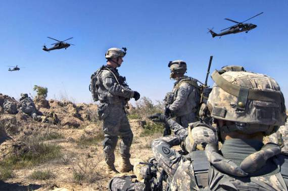 Армия США готовится к войне на территории РФ! Москва получила тревожные новости